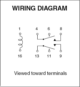 spdt relay wiring diagram spdt image wiring diagram showing post media for dpdt relay schematic symbol on spdt relay wiring diagram