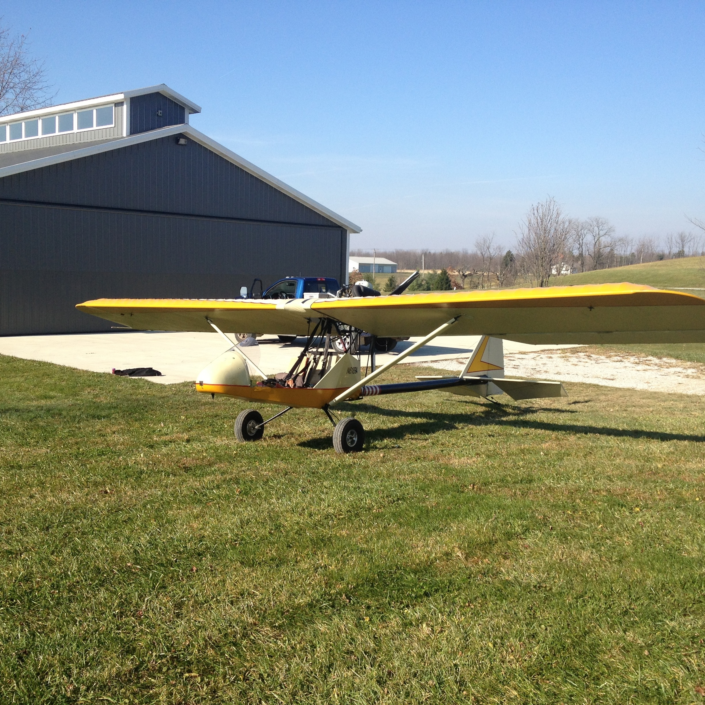 ... me an email or call! Ccmfarms(at)aol.com 216-288-4210 Good luck and  safe flying! -------- Low and Slow FireStar II Read this topic online here:  ...