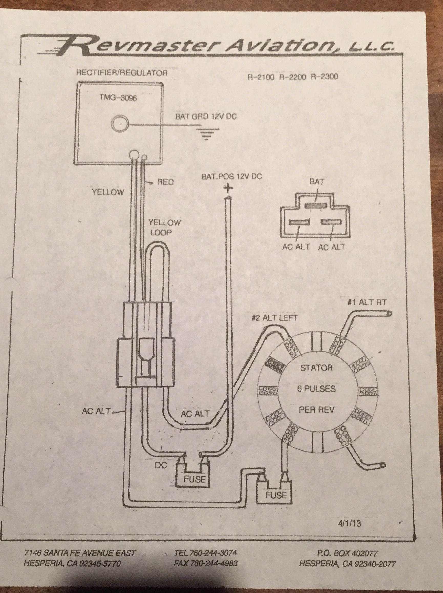 Matronics Email Lists View Topic Schematic For Twin Pm Alternators Some Help With Finding Components Magneto Rectifier Regulator Circuit Img 2556 Edited