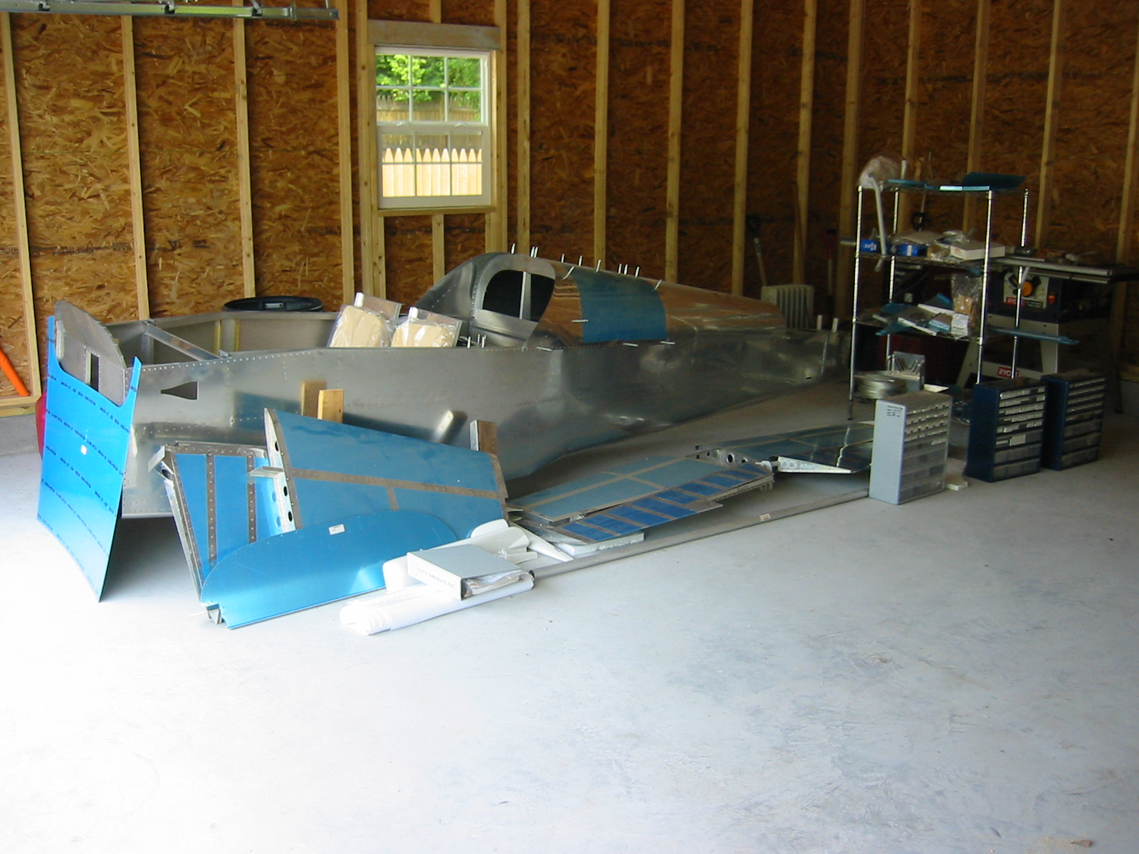 Matronics Email Lists View Topic Rv 7 Quick Build